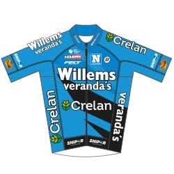 Veranda's Willems - Crelan 2017 shirt