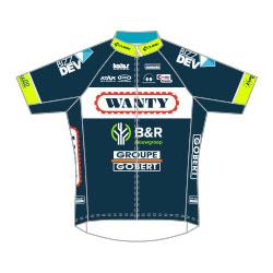 Wanty - Groupe Gobert 2017 shirt