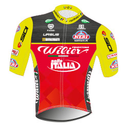 Wilier Triestina - Selle Italia 2017 shirt