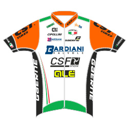 Bardiani CSF 2017 shirt