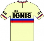 Ignis - Peña Solera - Doniselli 1958 shirt