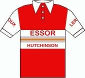 Essor - Leroux - Hutchinson 1958 shirt