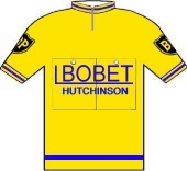 L. Bobet - BP - Hutchinson 1958 shirt
