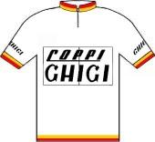 Ghigi - Coppi 1958 shirt