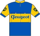 Peugeot - BP - Dunlop 1958 shirt