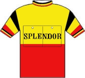 Splendor - Erga 1958 shirt
