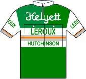 Helyett - Leroux - Hutchinson 1958 shirt