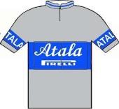 Atala - Pirelli 1958 shirt