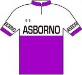 Asborno - Frejus 1958 shirt