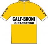 Cali'-Broni - Girardengo - Libertas 1958 shirt