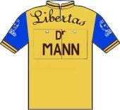 Libertas - Dr. Mann 1958 shirt