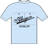Alcyon - Dunlop 1938 shirt