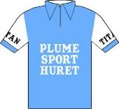 Plume Sport 1958 shirt