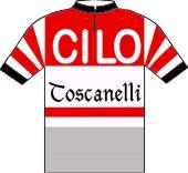 Cilo - Toscanelli 1958 shirt