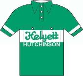 Helyett - Hutchinson 1935 shirt