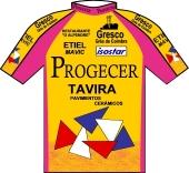 Progecer - Tavira 1997 shirt