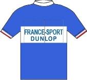 France Sport - Dunlop 1946 shirt