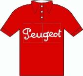 Peugeot - Hutchinson 1935 shirt