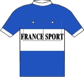 France Sport - Wolber 1936 shirt
