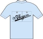 Alcyon - Dunlop 1936 shirt