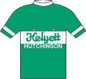 Helyett - Hutchinson 1936 shirt