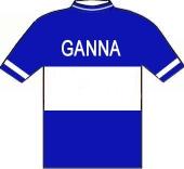 Ganna 1936 shirt