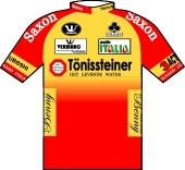 Tönissteiner - Saxon 1996 shirt