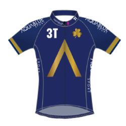 Aqua Blue Sport 2018 shirt
