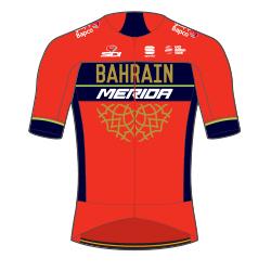Bahrain - Merida 2018 shirt