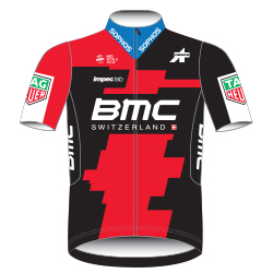 BMC Racing Team 2018 shirt