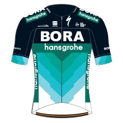 Bora - Hansgrohe 2018 shirt