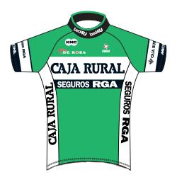 Caja Rural - Seguros RGA 2018 shirt