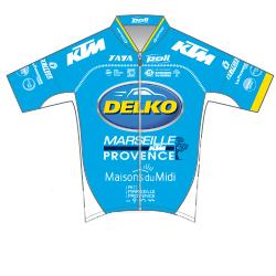 Delko Marseille Provence KTM 2018 shirt