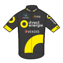 Direct Energie 2018 shirt