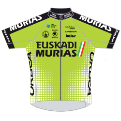 Euskadi Basque Country - Murias 2018 shirt