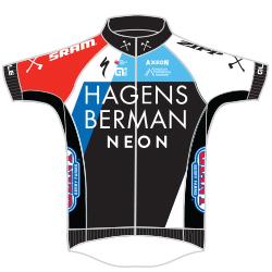 Hagens Berman - Axeon 2018 shirt