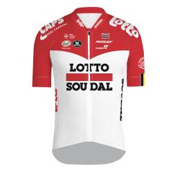 Lotto - Soudal 2018 shirt