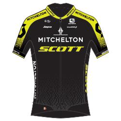 Mitchelton - Scott 2018 shirt
