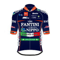 Nippo - Vini Fantini - Europa Ovini 2018 shirt