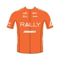 Rally Cycling 2018 shirt
