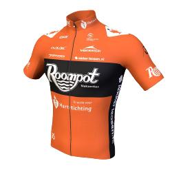 Roompot - Nederlandse Loterij 2018 shirt