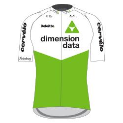 Team Dimension Data 2018 shirt