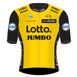 Team Lotto NL - Jumbo 2018 shirt