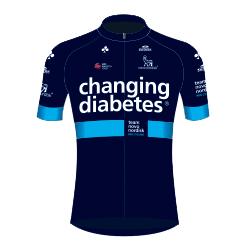 Team Novo Nordisk 2018 shirt