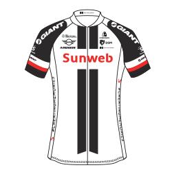 Development Team Sunweb 2018 shirt