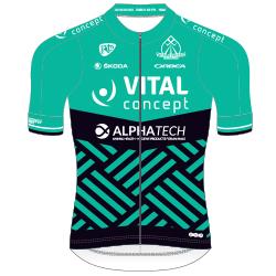 Vital Concept Cycling Club 2018 shirt