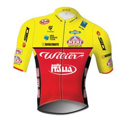Wilier Triestina - Selle Italia 2018 shirt