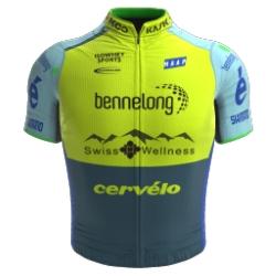 Bennelong - SwissWellness Cycling Team 2018 shirt