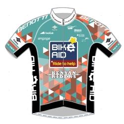 Bike Aid 2018 shirt