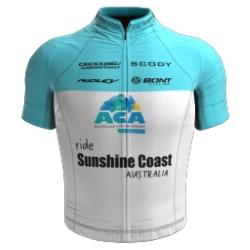 Australian Cycling Academy - Ride Sunshine Coast 2018 shirt
